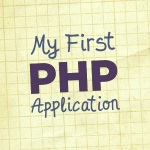 web application in php